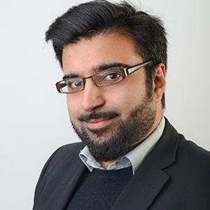 Amir Malik, Digital Marketing Expert, Accenture